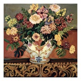 Gena's Vase Plakater af Suzanne Etienne