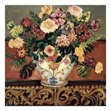 Gena's Vase Prints by Suzanne Etienne