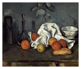 Fruits Posters by Paul Cézanne