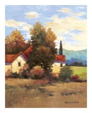 Santa Rosa Farmhouse Prints by Kanayo Ede