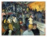The Arena at Arles Kunstdrucke von Vincent van Gogh
