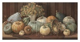 Tuscany Harvest Poster by Janet Kruskamp