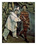 Mardi Gras Posters by Paul Cézanne