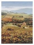 Golden Vineyard I Posters by Ahn Seung Koo