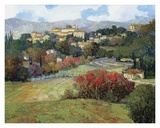 Affectionate Tuscany Posters by Kent Wallis