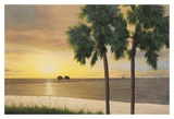 Naples Sunset Prints by Diane Romanello
