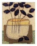 Leaf Vase II Posters by Penny Feder