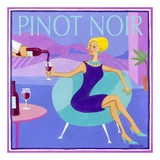 Pinot Noir Prints by Jennifer Brinley