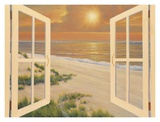Window of Dreams Print by Diane Romanello