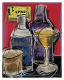 Happy Hour III Prints by  Fischer & Warnica