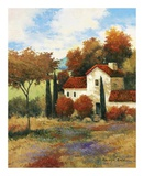Dijon Farmhouse Prints by Kanayo Ede