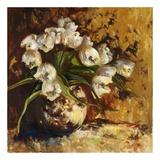 March Tulips II Kunst af Lorrie Lane