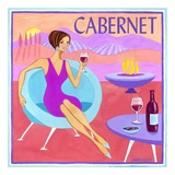 Cabernet Prints by Jennifer Brinley