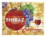 Californian Shiraz Reserve Posters by Scott Jessop