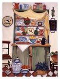 A Full Hutch Print by Suzanne Etienne