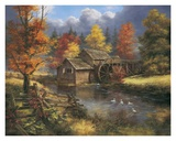 Glory of Autumn Print by Rudi Reichardt