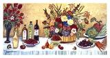 Feast Posters par Suzanne Etienne
