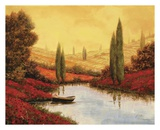 Silenzio Tra I Cipressi Prints by  Furtesen
