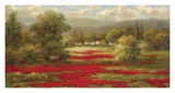Poppy Village Posters by  Hulsey