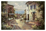 Levanto Hideaway Prints by Peter Bell