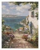 Mediterranean Dreams I Prints by Jouret 
