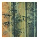Bamboo Groove II Posters af Kate Ruff
