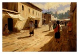 Market Day Posters by Roger Williams