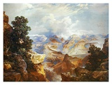 The Grand Canyon, 1912 Poster by Thomas Moran