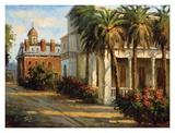 Casa De Palmera Posters by Enrique Bolo
