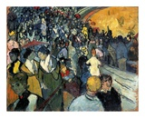 The Arena at Arles Posters by Vincent van Gogh