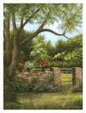 Stone Wall Print by Lene Alston Casey