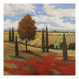 Chianti Country I Prints by Kanayo Ede