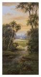 Tropical Lagoon I Prints by  Montoya