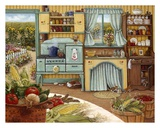 Jour de conserves Affiche par Janet Kruskamp