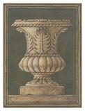 Neo Classical Urn Print by Janet Kruskamp