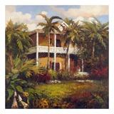 Palazzo Nel Paese Prints by  Gilda