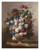 Angela's Bouquet Kunst af Ralph Steiner