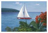 Forever Summer Art by Diane Romanello