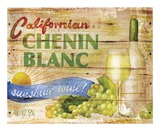 Californian Chenin Blanc Posters by Scott Jessop