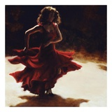 Spirit of Flamenco Kunstdrucke von Amanda Jackson