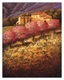 Fleurs de cerisier Art par Santo De Vita