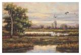 Marshland Prints by Hannah Paulsen