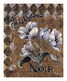 Tulipes Noir Posters by Shari White