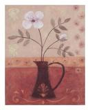 Fleur De Lys II Print by Jennifer Carson