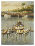 Bahama Harbor Prints by Enrique Bolo
