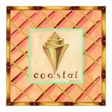 Coastal IV Prints by Jennifer Brinley