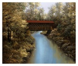 Covered Bridge Prints by Diane Romanello