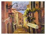 Tuscan Street Prints by Allayn Stevens