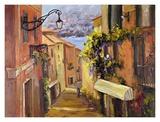 Tuscan Street Prints by Allayn Stevens