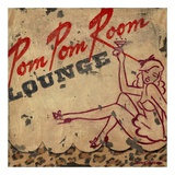 Pom Pom Room Prints by Aaron Christensen